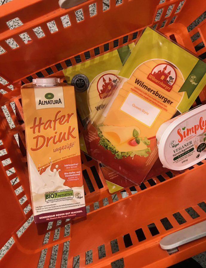 Indkøbstur til Tyskland som veganer eller vegetar