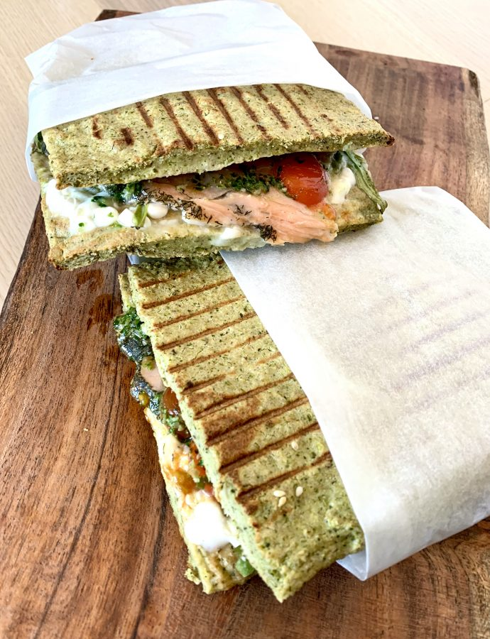 Broccoli brød – Perfekt til panini