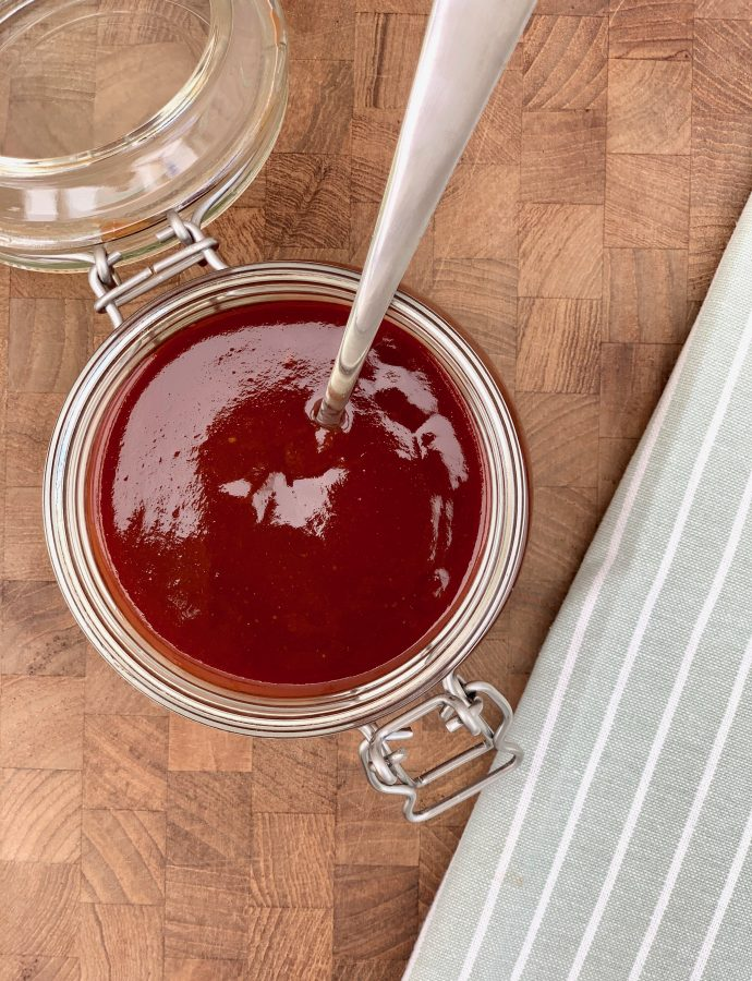 BBQ marinade – Barbecue sauce