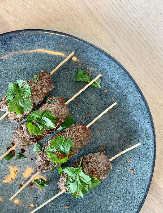 Köfte – Kødboller inspireret af det mellemøstiske køkken